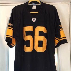 Steelers Jersey Woodley Large Size